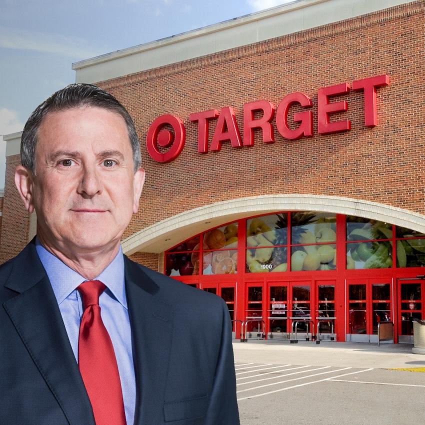 Lewis R Target