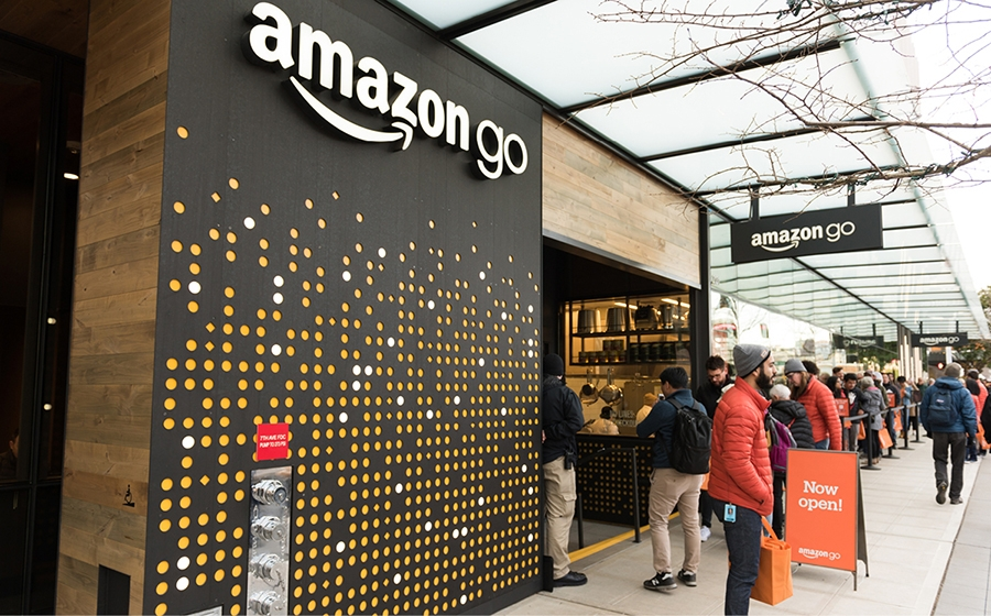 Merrefield D Amazon Go