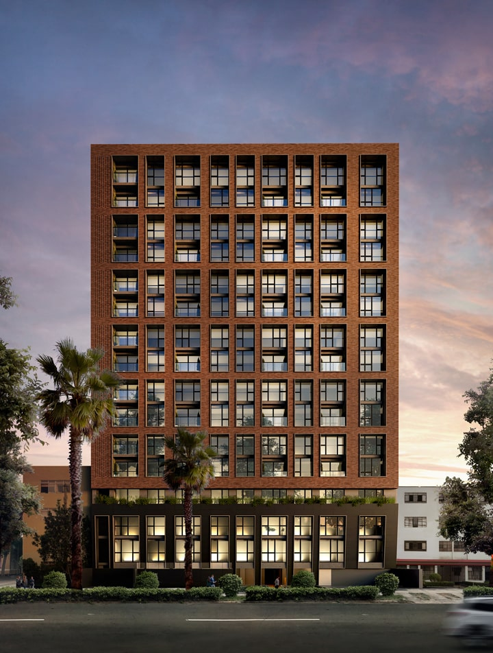 Edificio El Sol 170