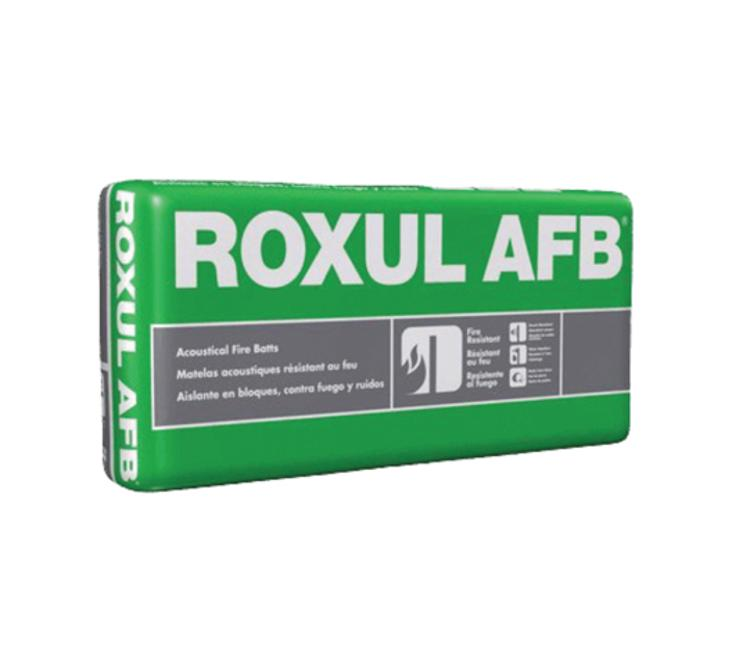 1 1 2 in x 24 in x 48 in roxul afb acoustical fire batt at for Roxul mineral wool r value