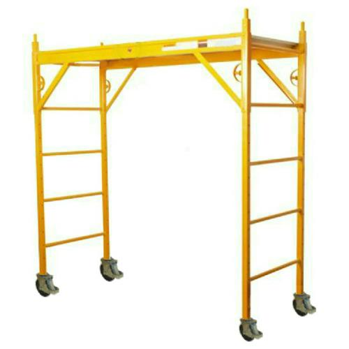 6 ft Nu-Wave 660 Classic Scaffold w/ PIC-5 Casters