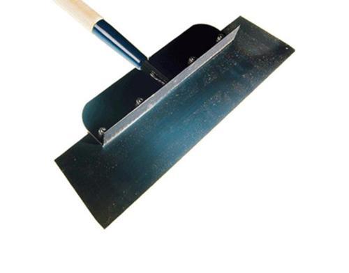 18 in Advance Equipment Floor Scraper w/ Metal Handle