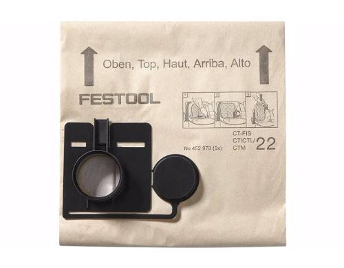 Festool FIS-CT 22/5 Filter Bag