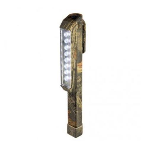 NEBO The Larry 8 LED Pocket Work Light - Camo
