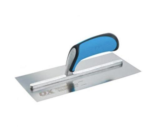 4 in x 16 in OX Tools Pro Stainless Steel Plaster's Trowel