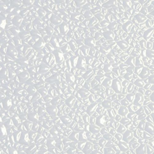 3/32 in x 4 ft x 10 ft Crane Composites Sequentia FRP Pebbled Class C Wall Panel - White