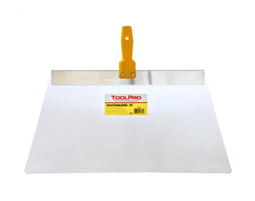 24 in ToolPro Knockdown Knife w/ Clear Lexan Blade