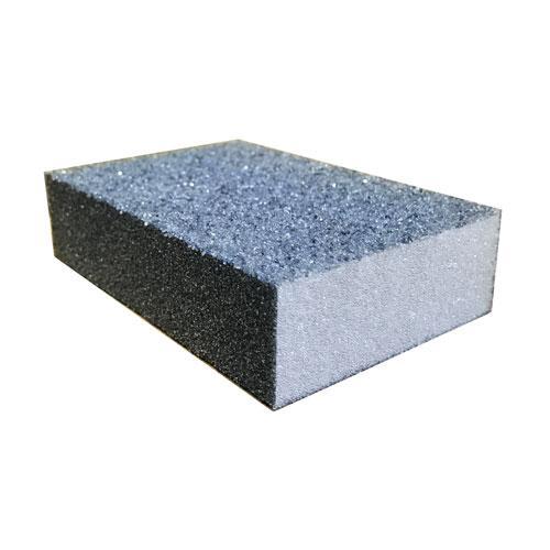 1 in x 2 5/8 in x 3 7/8 in Webb Abrasives Z-Foam Sanding Block - Medium/Coarse