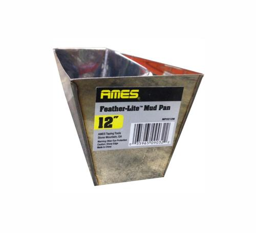 12 in AMES Feather-Lite Stainless Steel Pan