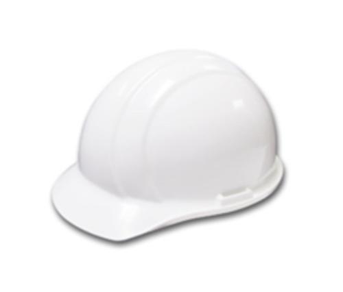 ERB Americana 4-Point Standard Hard Hat - White