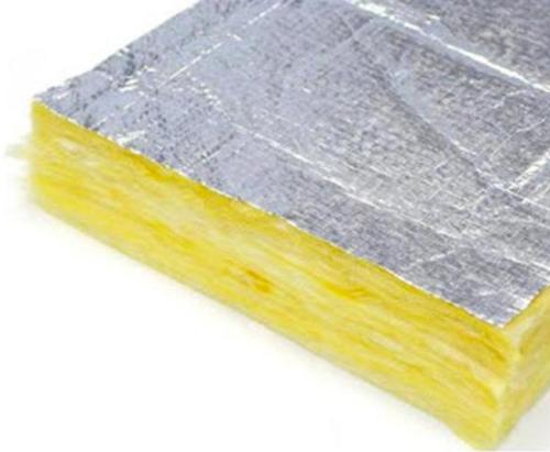 R11 3 1/2 in Foil Faced Insulation