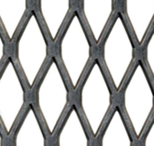 4 ft x 8 ft x 13 Gauge Steel Security Mesh
