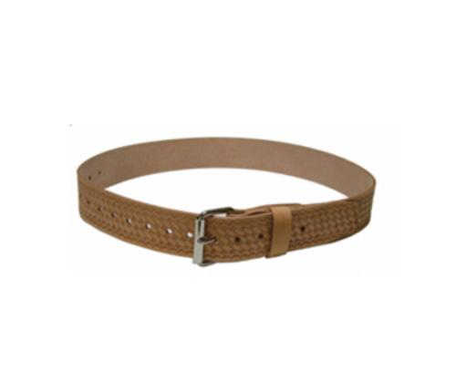 2 in Heritage Leather Belt w/ Roller Buckle