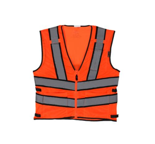 Lift Safety Viz Pro 2 Orange Safety Vest - XL