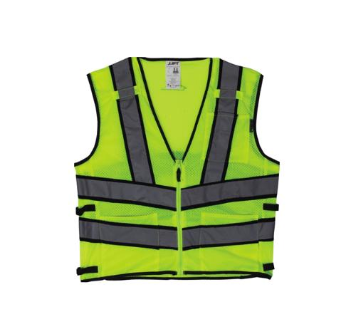 Lift Safety Viz Pro 2 Yellow Safety Vest - 2 XL