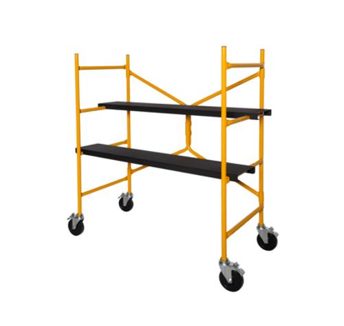 4 ft Nu-Wave Step-Up Scaffold w/ Casters
