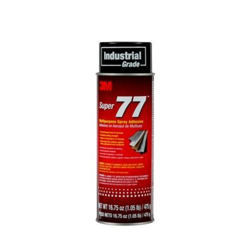 3M Super 77 Spray Adhesive - 16.75 oz