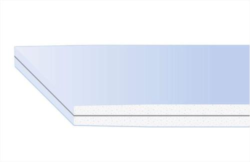 1/2 in x 4 ft x 12 ft CertainTeed SilentFX Noise-Reducing Gypsum Board