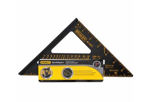7 in STANLEY Tools Premium Quick Square Layout Tool