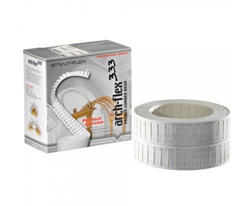 3 3/8 in x 100 ft Strait-Flex Arch-Flex Drywall Tape