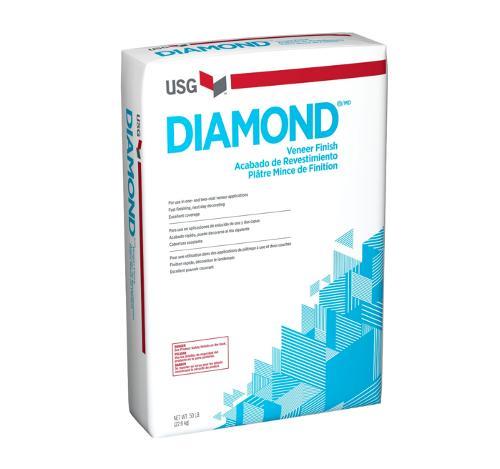 USG Diamond Veneer Finish - 50 lb