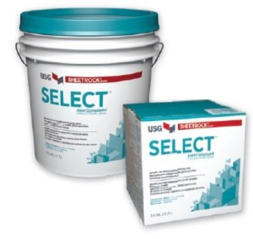 USG Sheetrock Brand Select Joint Compound - 5 Gallon Pail