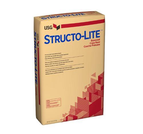 USG Structo-Lite Basecoat Plaster - 50 lb