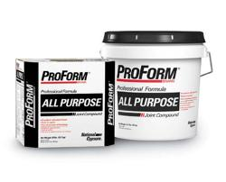 National Gypsum ProForm BRAND All Purpose Joint Compound - 3.5 Gallon Box