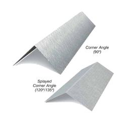1 1/2 in x 1 1/2 in x 10 ft x 16 Gauge 54 mil G90 Corner Angle - 111 Degree