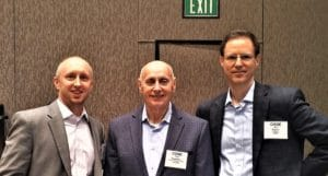 Ascent's Aaron Reuther, Anexio's Tony Pompliano and CBRE's Ben Rojahn participated in CAPRE's Southeast Data Center Summit: Spring Update on March 28, 2018.