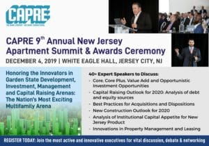 CAPRE's Commercial Real Estate Headlines for October 3, 2019