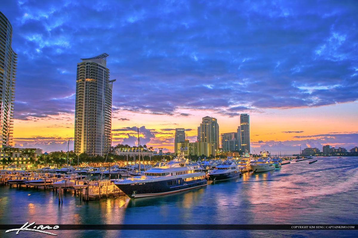 South Beach Miami Cruise