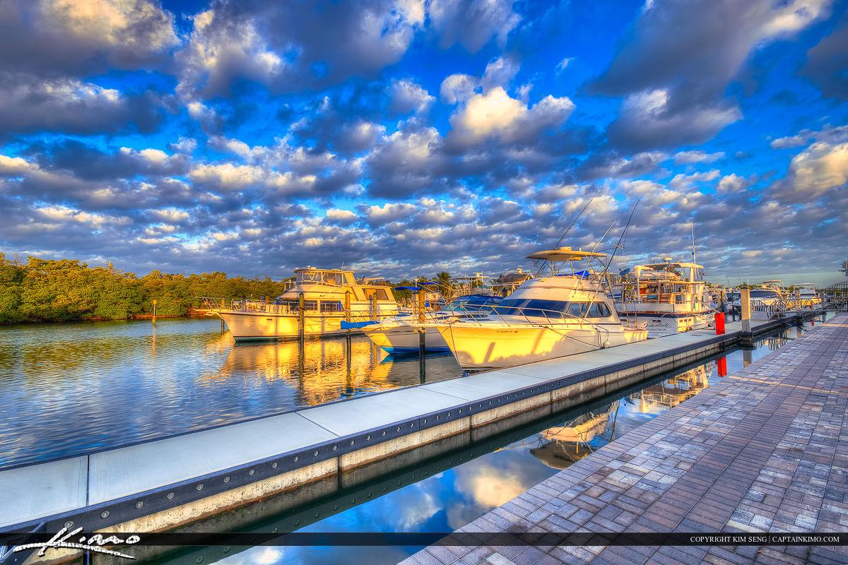 Dania Beach Marina at the Waterway