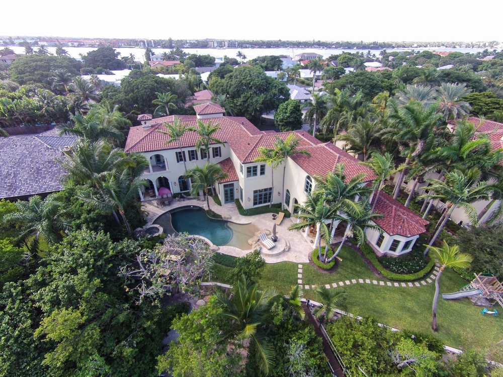 Palm Beach Real Estate Aerial Photography