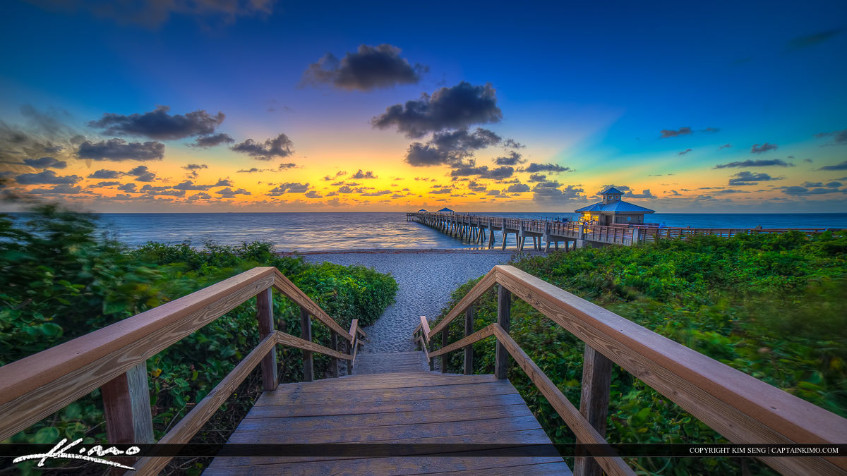 The Pier Juno Beach Florida
