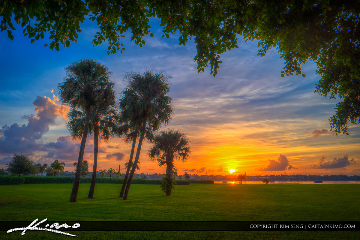 North Palm Beach Florida Sunrise