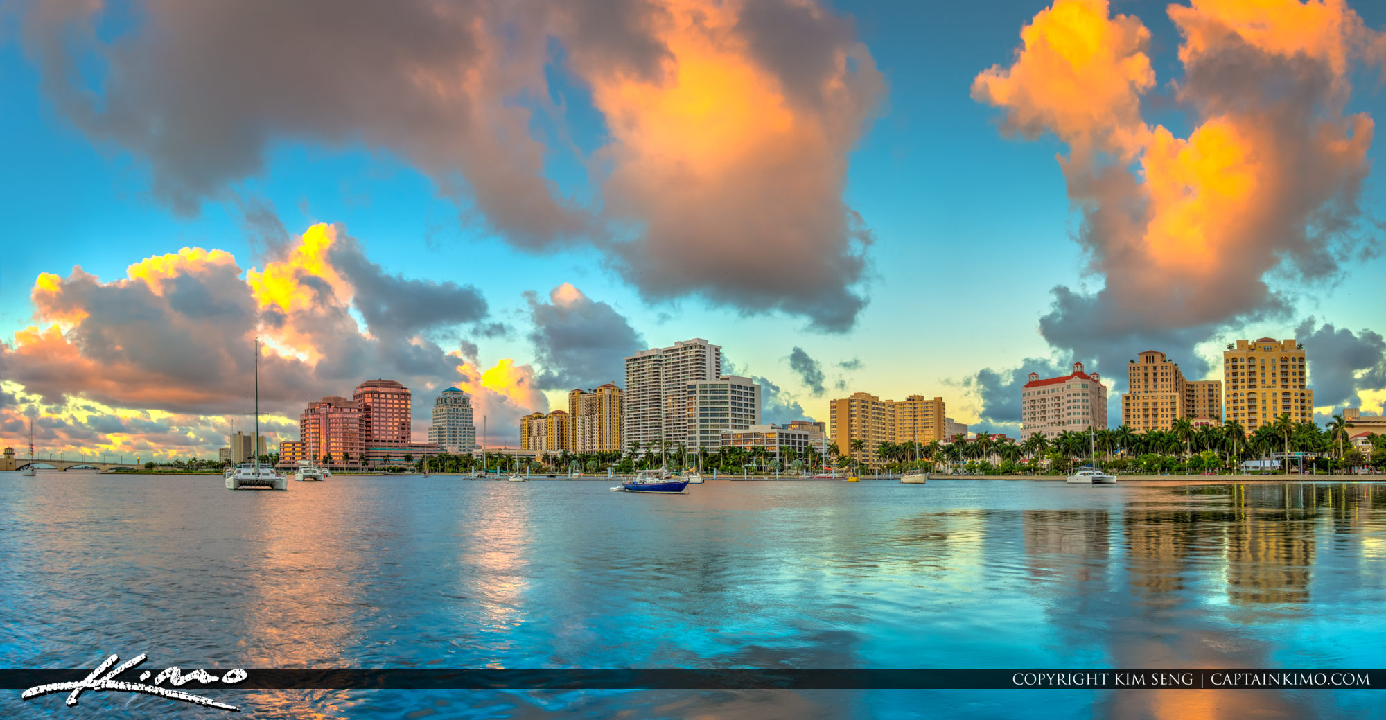 West Palm Beach Colors