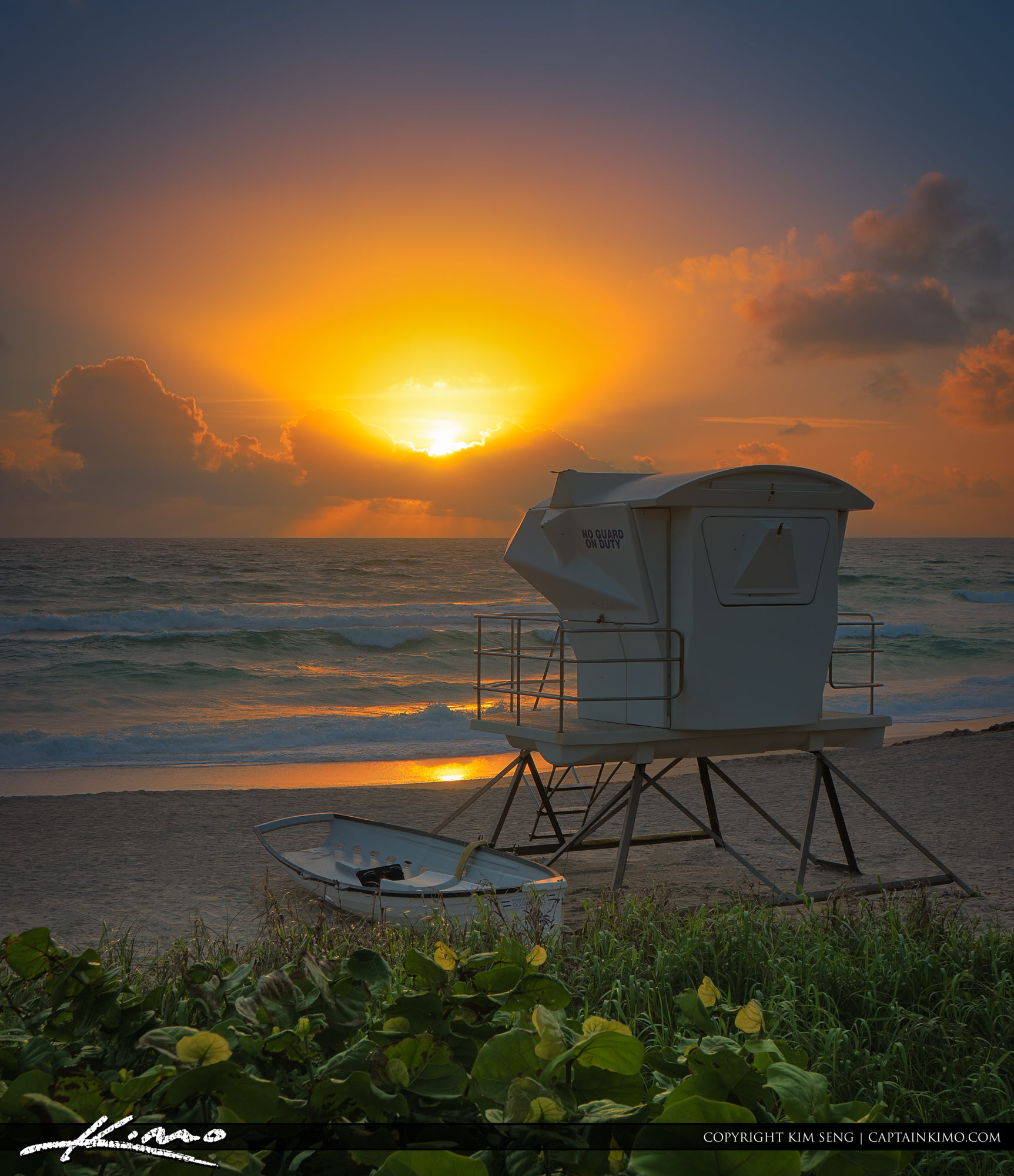 West Palm Beach Sunrise Palm Beach Island