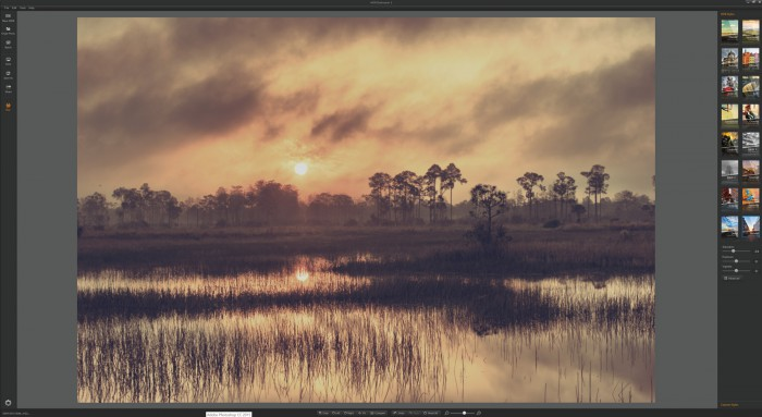HDR Darkroom Screen Shot