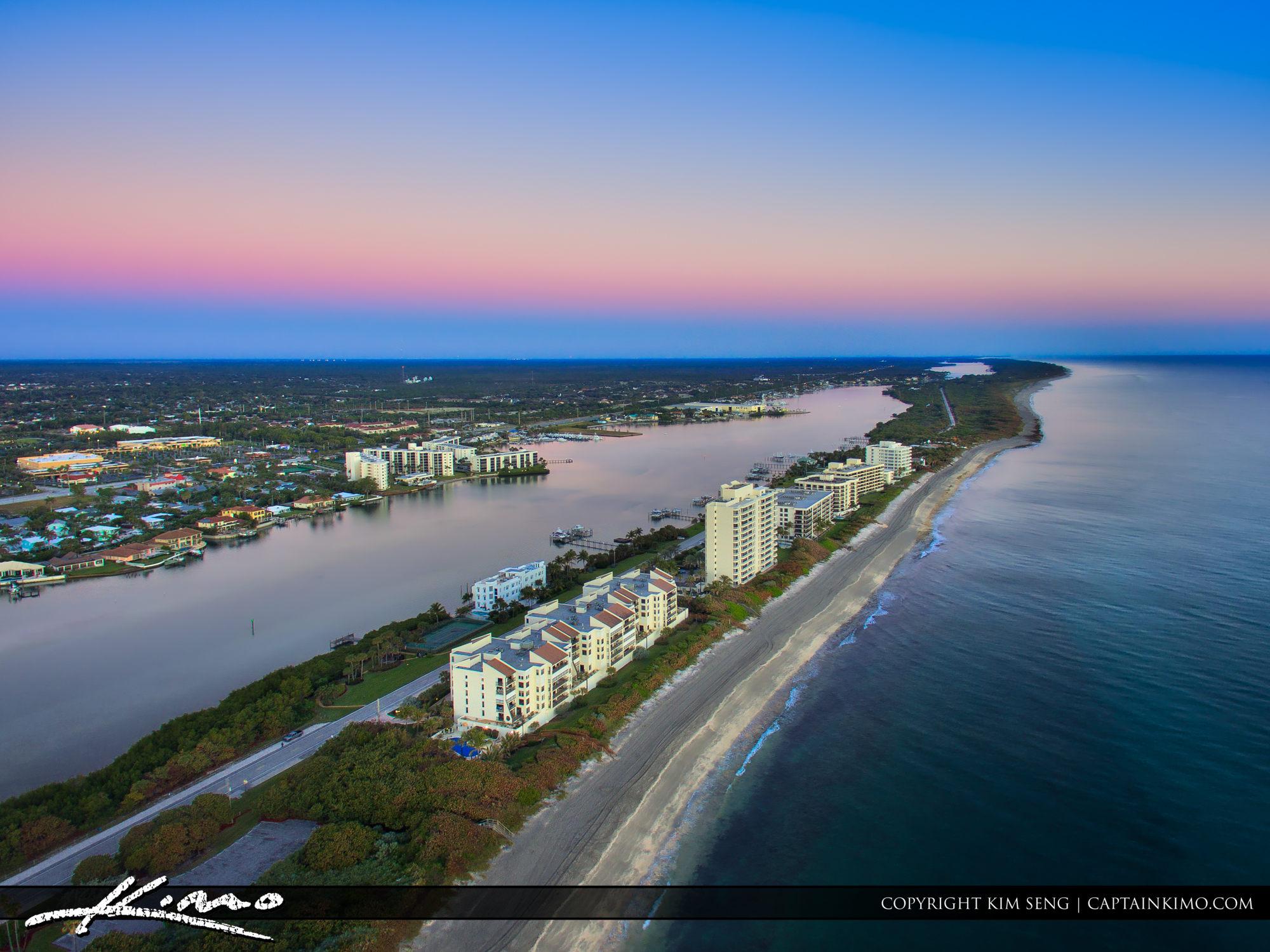 Coral Cove Beach Jupiter Florida