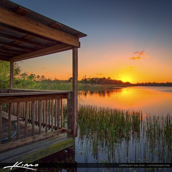 George LeStrange Preserve Fort Pierce Florida