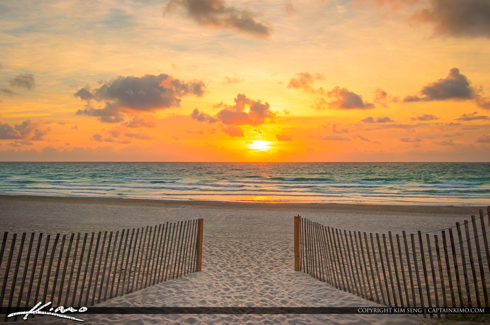 Equinox South Beach >> Miami Beach South Pointe Park Inlet Sunrise | HDR ...