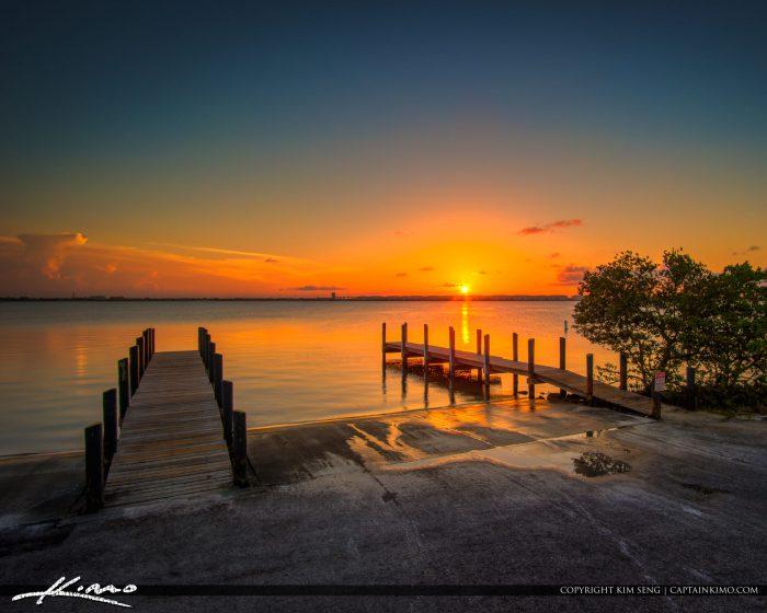 Sunset Jaycee Park Fort Pierce