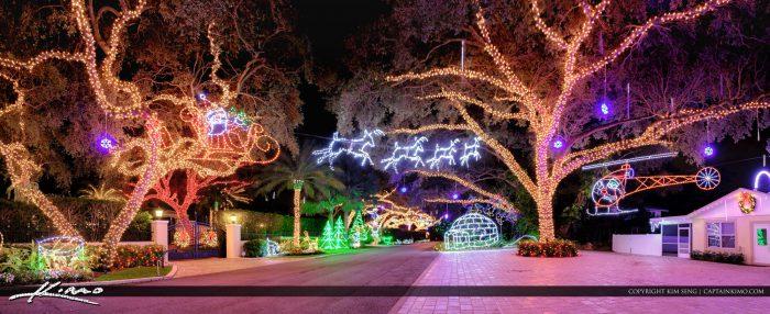 Christmas Lights Palm Beach Gardens