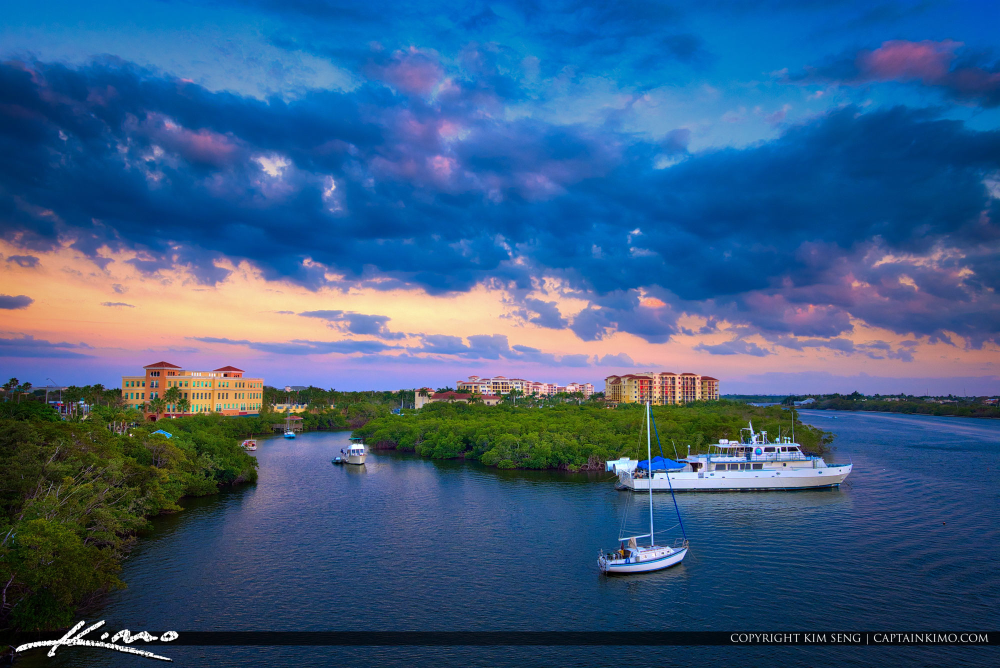 Jupiter Florida Intracoastal Waterway Property Palm Beach County