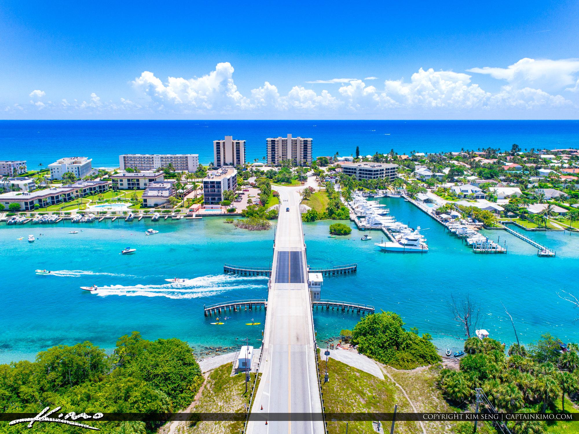 Catos Bridge Tequest to Jupiter Island Florida