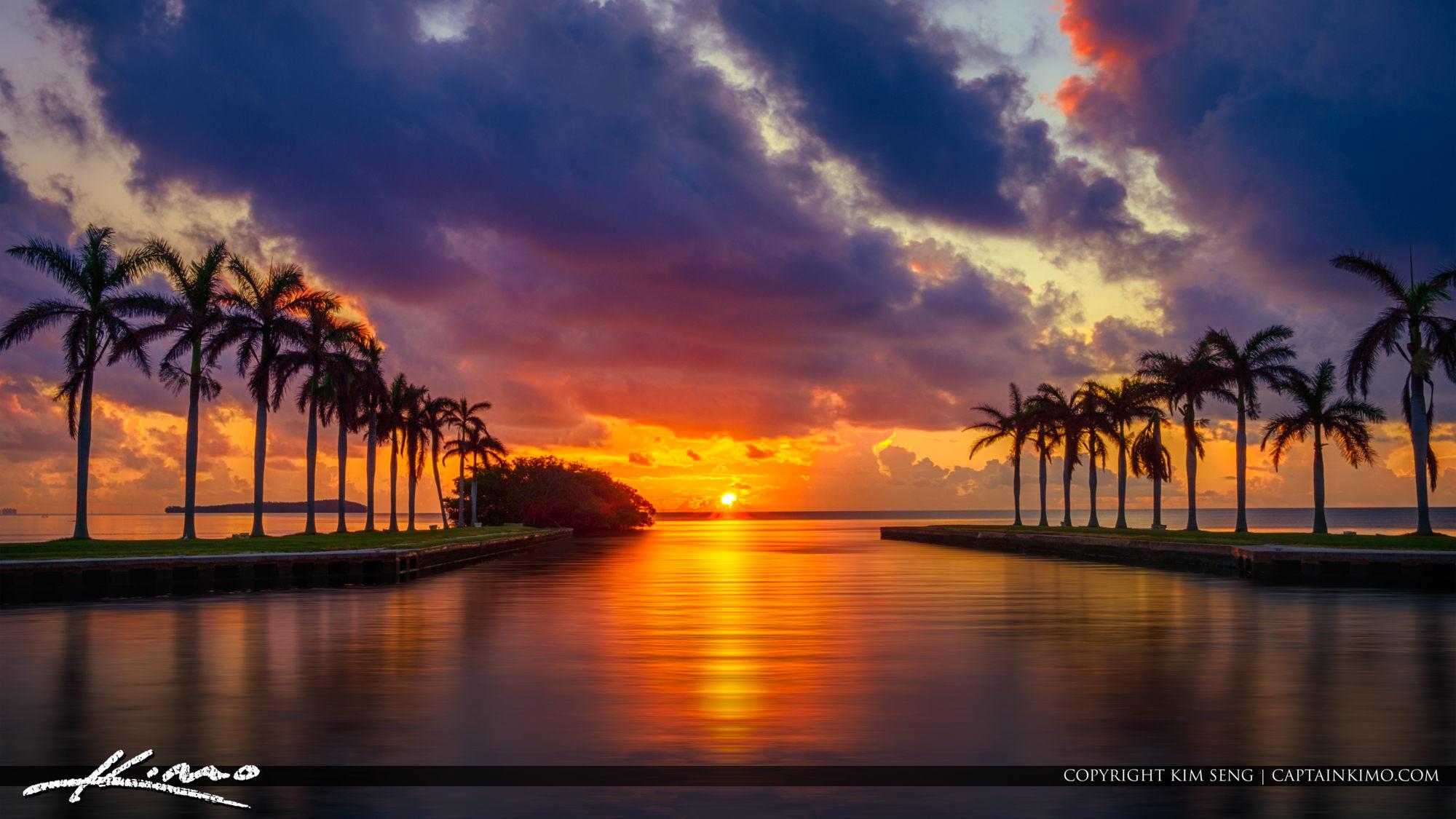 Florida To Miami Beach