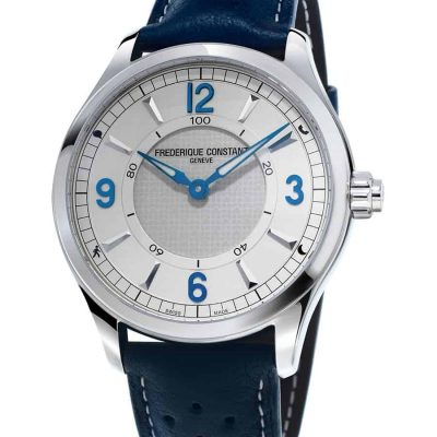 Men's HOROLOGICAL SMARTWATCH Swiss Quartz Stainless Steel and Leather Casual Watch
