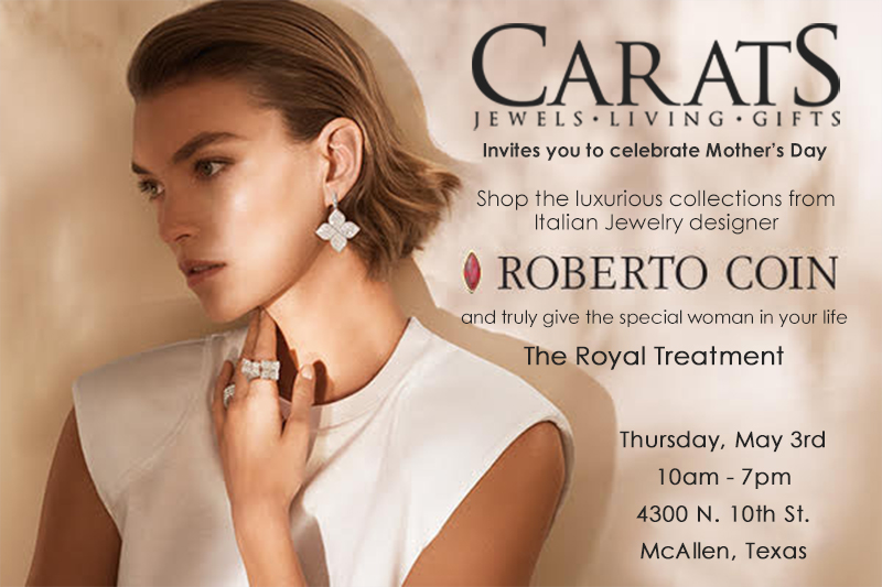 Get the Royal Treatment from Roberto Coin