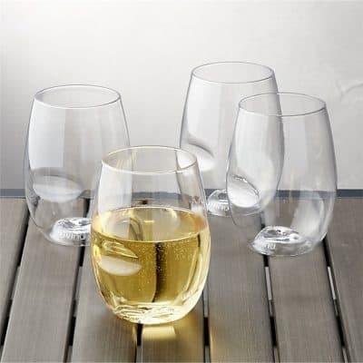 16oz Wine Glass 4-pack